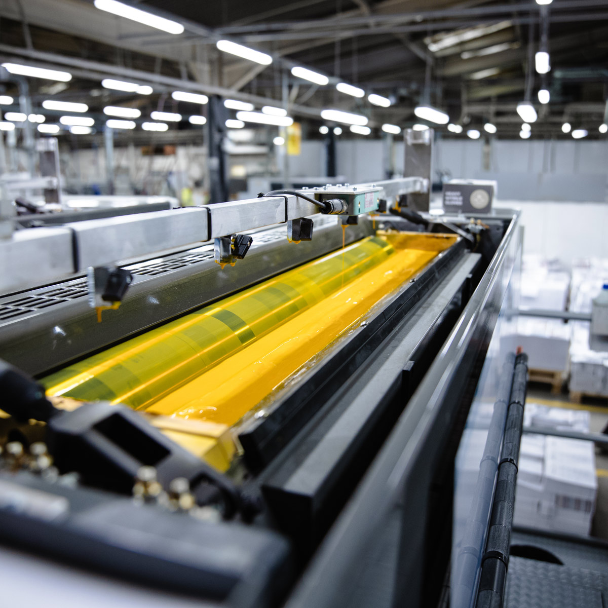 WG Baird Litho Print Services