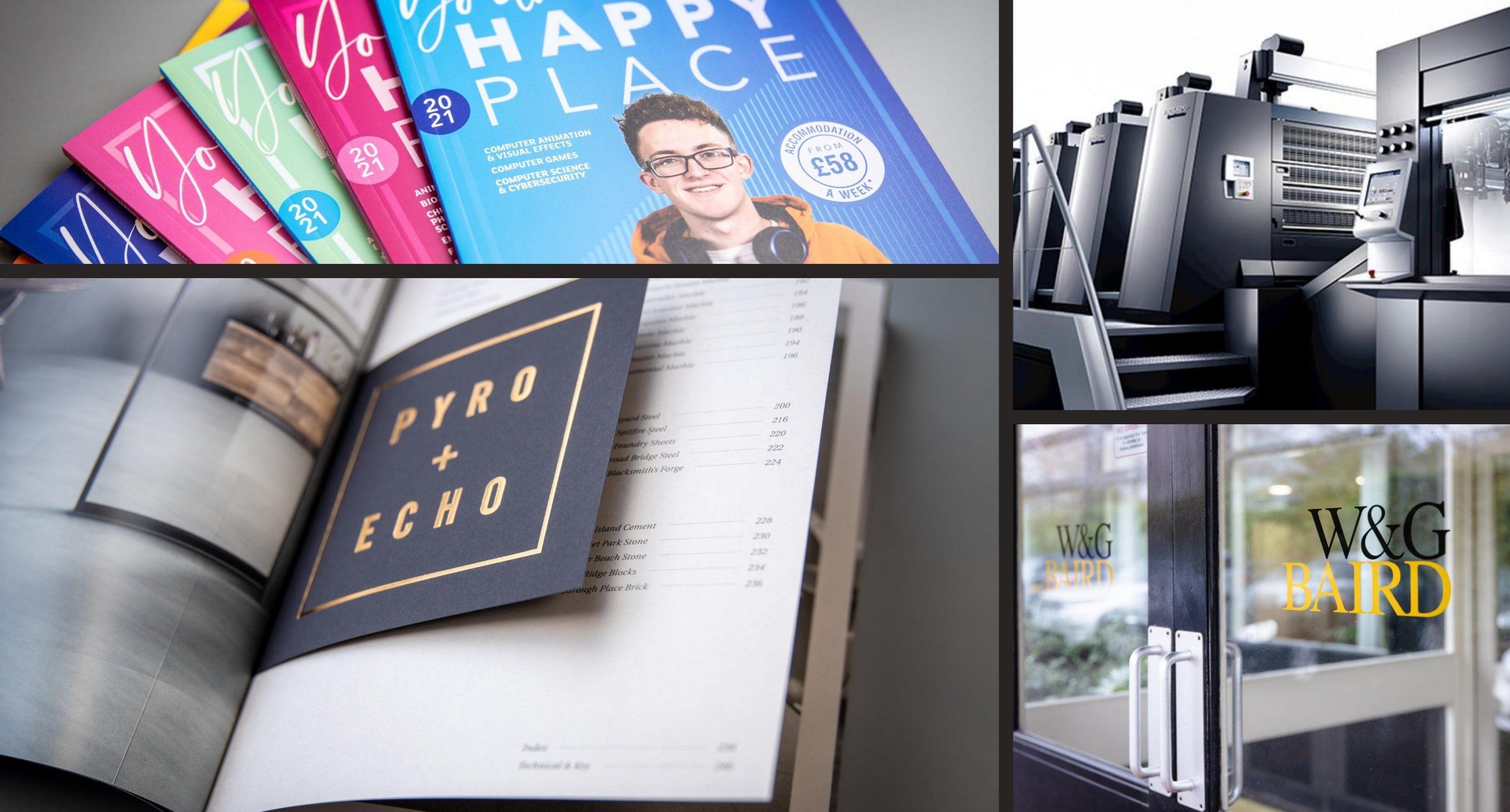 Printers UK - WG Baird