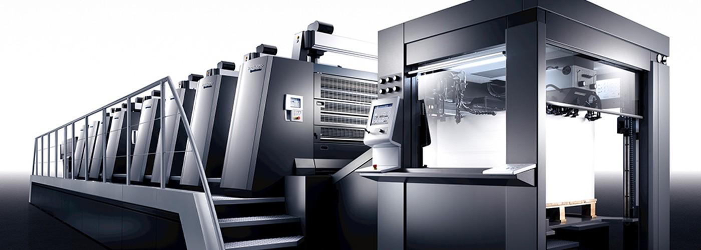Anleger Litho Printer