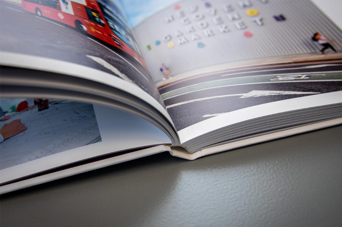 Hardback Book Printer