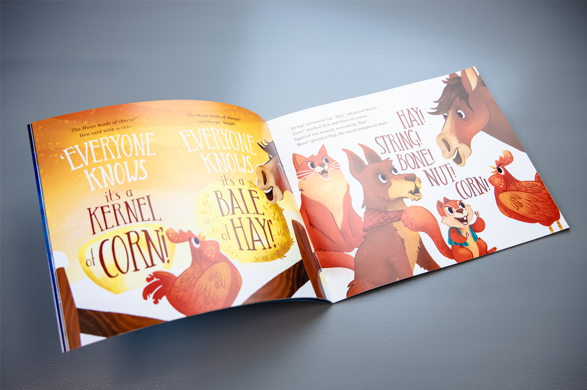 Childrens Book Printing